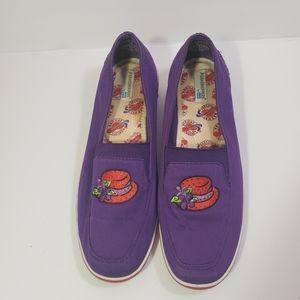 Grasshoppers by Keds Red Hat society shoes